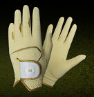 Women's Golf gloves All hands Rain Sweat Humid condition Coolmax Lycra WASHABLE