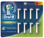 Oral-B Floss Action Replacement Brush Heads  4 or 8-pack (Choose)-NEW!