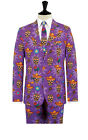 El Muerto Slim Fit Novelty Suit