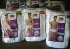 FRUIT OF THE LOOM 7 Pack White 100% Cotton Briefs Underwear Choose your size