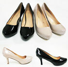 Womens High Heel Pumps Toe Platform Stiletto Fashion Dress Shoes Party NIB Sizes