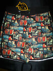 BNWT BOYS SIZE 14 BOARDSHORTS SHORTS SURF BEACH LIFE PRINT NEW