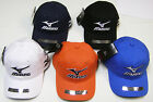 New with Tags Mizuno Golf Tour Series Hat Cap #260174, Adjustable, Select Color!