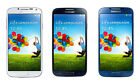Samsung Galaxy S4 GT-I9500 Unlocked Smartphone - 16GB 13.0MP - Black/White/Blue
