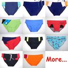 Baby Boys Swim Briefs Suit Swimwear Swimmer Swimsuit Kids Children Costume Slip