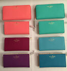 Kate Spade New York MIKAS POND or CHERRY LANE  STACY Women Wallet *CHOOSE COLOR*
