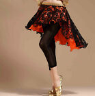 Newest Belly Dance Costume  Hip Scarf Wrap Belt Skirt Lace Gold Waist