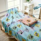PEANUTS SNOOPY Warm Lap Blanket Bedcover Bedding Bedcloth from Japan E1525