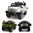Kids Ride On Jeep Electric Childrens 12v Battery Remote Control Toy Car / Cars