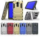 2 in 1 Shockproof Armor TPU + PC Case Stand Cover For LG G Stylo LS770/G4 Note