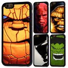 Hulk Fantastic Four Rubber Phone Case For iPhone 5/5s 6s 7 8 X Plus Cover