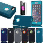Protective Impact Hybrid Shockproof Hard Case Cover F Apple iPhone X 8 7 6s Plus