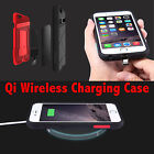 Qi HÜLLE iPHONE 6 - Wireless Charging DEFENDER CASE Charger Ladegerät Receiver