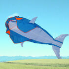 3D LARGE WHALE KITE OUTDOOR FUN GOOD FOR EYE HEALTH REDUCE STRESS FAST DELIVERY