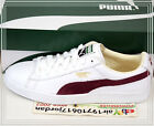 Puma Mens Basket Classic White Brown 351912-38 US 8~12 Retro Running Shoes