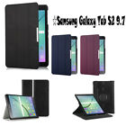 Easyacc Samsung Galaxy Tab S2 9.7 Case Protective Cover Ultra Slim Leather Case