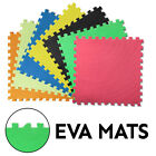 Interlocking Soft Eva Foam Mats House Garage Office Exercise Room Sport Flooring