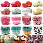 50/100pcs Paper Cupcake Liner Cake Case Wrapper Muffin Baking Cup Wedding Party