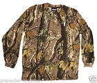HSF TREND CAMO LONG SLEEVED SHOOTING T-SHIRT