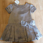 Bonnie Baby girl 100% silk dress 3-6, 12-18 m BNWT special occasion party