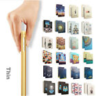 New Fashion HD Print Case Smart Stand Folio Cover Skin For Apple Ipad mini 1/2/3