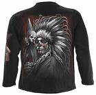 Spiral Direct Rock/Metal/Dragon/Reaper/Skull/Goth/Wolf/Lion/Long Sleeve T-shirts