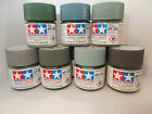 Tamiya Acrylic Paint 10ml pot  XF51 to XF86  Delivery charge is for any quantity