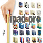 High Quality HD Print Case Smart Stand Folio Cover Skin For Apple Ipad pro 12.9