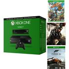 Microsoft Certified Xbox One 500GB Gaming Console w Kinect - 2 GAME BUNDLE