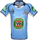 NSW Blues State of Origin 2017 On Field Premium Jersey Adults, Ladies & Kids NRL