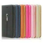 For Apple iPhone 6S /6S Plus Luxury Magnetic Card Slot Leather Wallet Case Stand