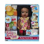 Baby Alive Super Snacks Snackin Sara African American