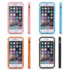 New TPU Shockproof Bumper Case Full Protective Clear Back Cover For iPhone 6/6s