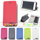 """PU LEATHER FLIP CARD HOLDER FOLDING STAND CASE COVER SKIN FOR IPHONE 6 4.7"""""""