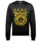 9301s USAC Lewis & Clark Sweatshirt Event Horizon Horror Sphere Contact Abyss