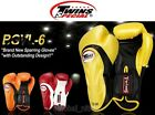 twins sparring gloves - NEW DESIGN BOXING GLOVES TWINS BGVL-6 8,10,12,14,16 OZ MUAY THAI  SPARRING MMA