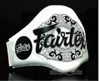 NEW FAIRTEX BELLY PADS GUARD MUAY THAI KICK BOXING MMA LIGHT WEIGHT BPV2