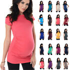 New Purpless Maternity 100% Cotton Pregnancy Tee Top Tshirt 5025