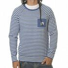Maglione WESC: Bentley Deep Sea BL