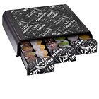 Mind Reader Anchor Triple Drawer Single Serve Coffee Pod Holders, 7 Colors