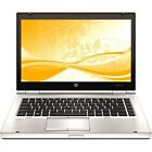 "HP Elitebook 8460 14"" LED i5-2520M 4GB 2.5GHz 320GB Win7Pro Laptop Notebook PC"