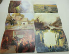 100 SCENIC POSTCARDS INGENIUS PILLOW SHAPE 2 ADD POT POURRI TOP VALUE FREEpp