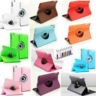 360 Degree Rotating Stand PU Leather Case Cover For Apple iPad Mini 7.9'' FD