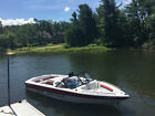 1995 Correct Craft Sport Nautique 21 Foot Tournament Ski Boat 611 Hours Trailer