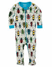 hatley footed coverall one piece onesie JUNGLE BEETLES