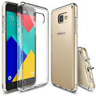 For Samsung Galaxy A9 2016 | Ringke [FUSION] Clear Shockproof Protective Case