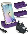 Desktop Charger Dock Mount Stand✔Mains Charger for Sony Xperia X Performance