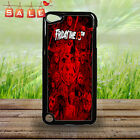 Friday The 13th Movie Case for iPhone 4 , 5 , 6 , 7 , SE , iPod 4 , iPod 5