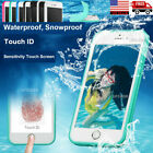 Waterproof Shockproof Hybrid Rubber TPU Phone Case Cover For iPhone 6 6S Plus 6+