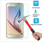 Slim Premium HD Tempered Glass Screen Protector Film Cover for Samsung Galaxy S7